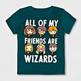 Toddler Boys' Harry Potter Short-Sleeved T-Shirt