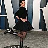 Sarah Silverman at the Vanity Fair Oscars Party