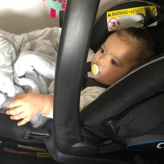 Mom Forced to Fly With a Car Seat in an Unsafe Position