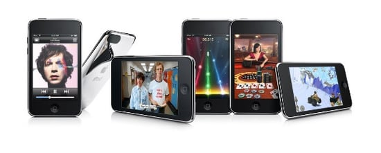 Daily Tech: The Second-Gen iPod Touch Is Faster Than the iPhone 3G