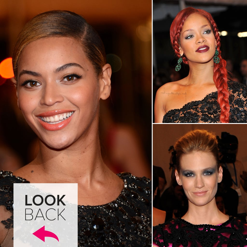 The Most Memorable Beauty Looks From Met Galas Past