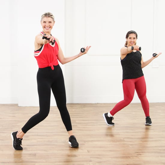 10-Minute Arm-Dancing Workout With Amanda Kloots