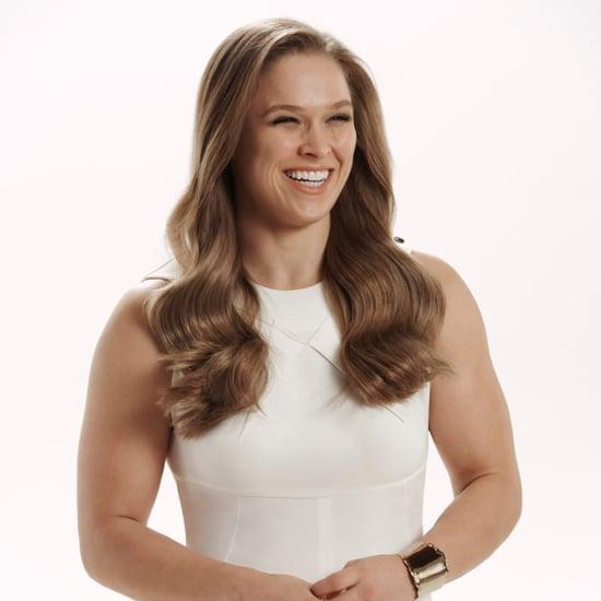 Ronda Rousey For Pantene