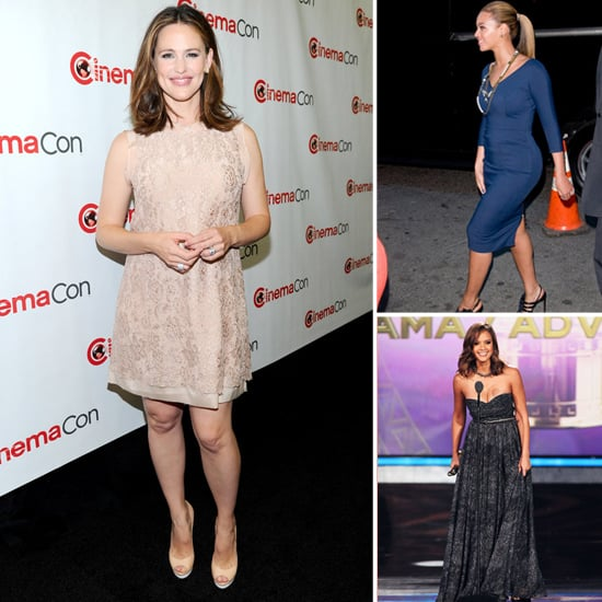 Postbaby Bodies: See How These Celebs Stepped Back Into the Limelight