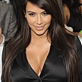 Kim Kardashian and Kanye West After E! Upfronts | Photos