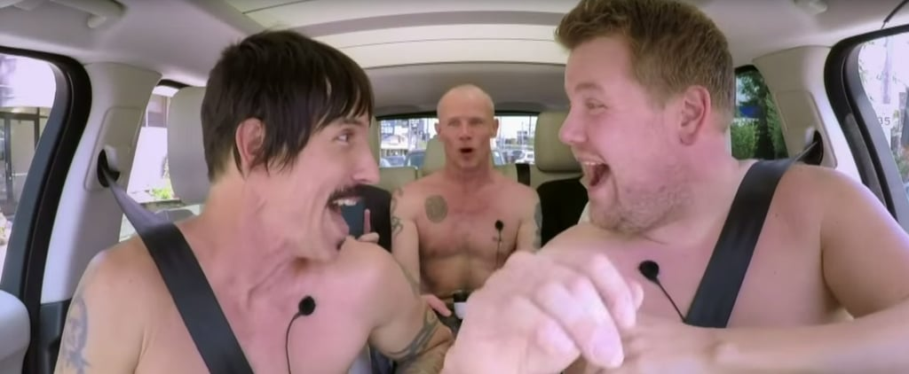 Red Hot Chili Peppers Carpool Karaoke Video