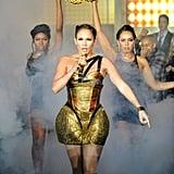Jennifer Lopez at the 2009 American Music Awards