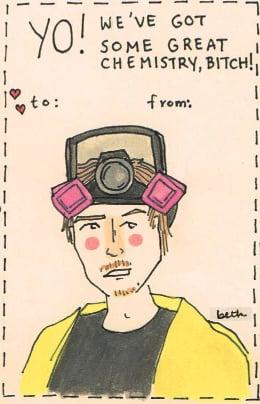 Breaking Bad Valentine