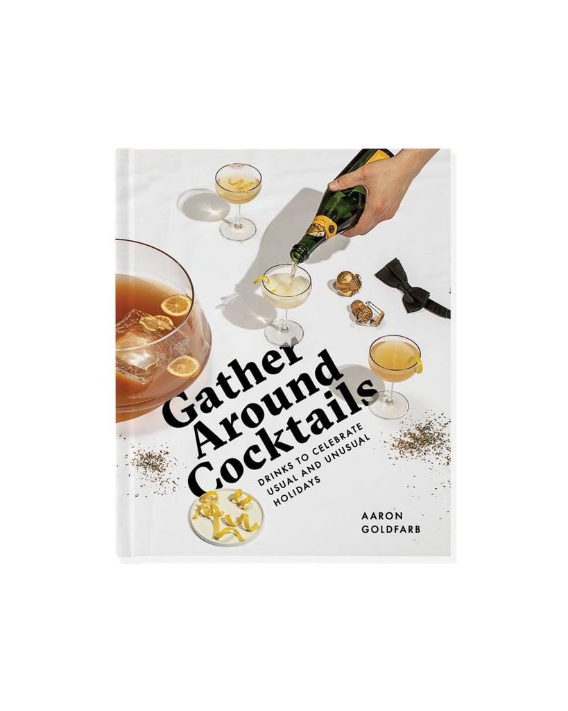 W & P Design Gather Around Cocktails Book