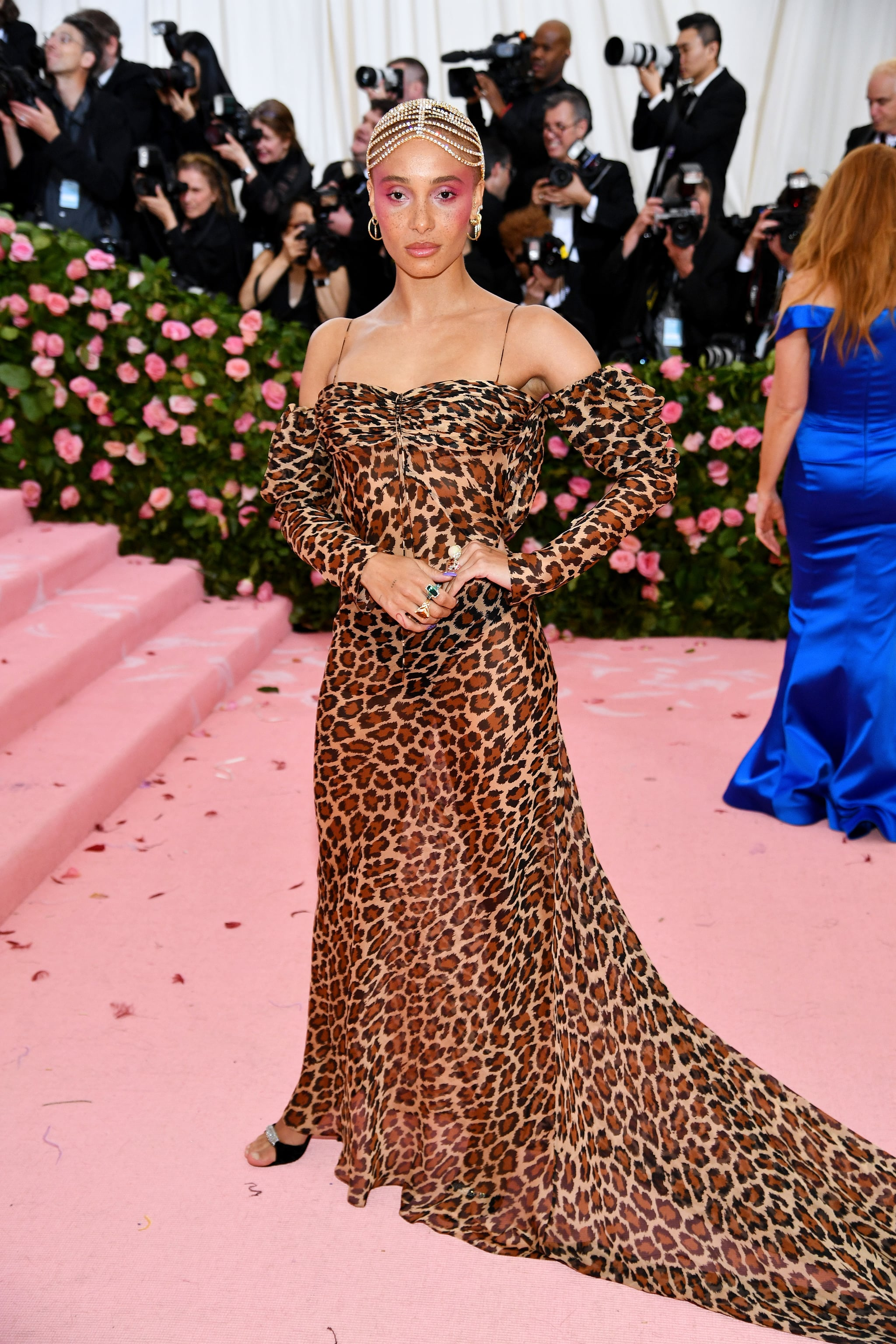 Adwoa Aboah at the 2019 Met Gala | These Met Gala Looks Are Dramatic Enough  to Entertain You For the Rest of the Year | POPSUGAR Fashion Photo 179