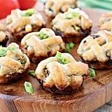Spinach Feta Mini Pies