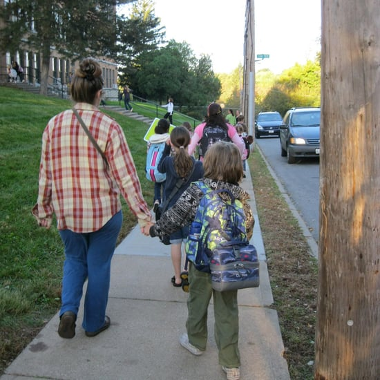 Walking Kids to School