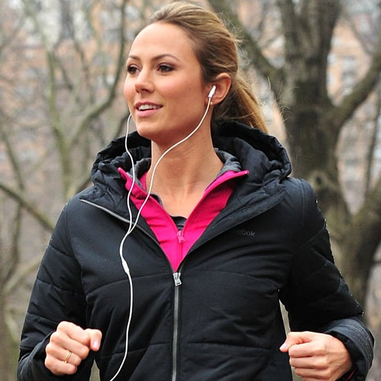 "Stacy Keibler Says ""You Are What You Eat"" and Shares Fitness Tips"