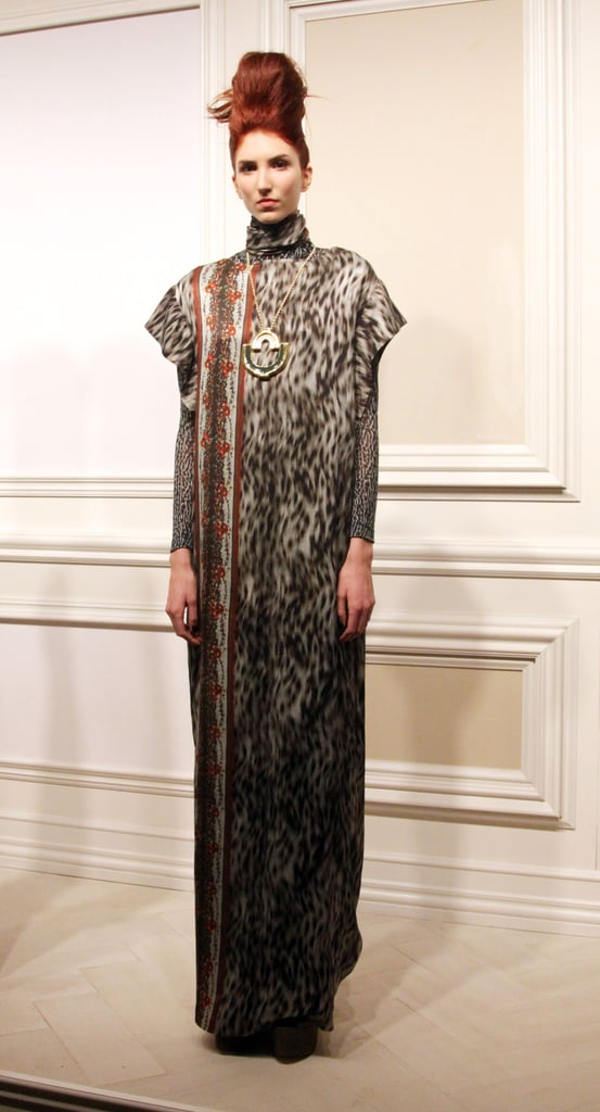 2011 Fall New York Fashion Week: Suno