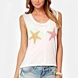 Billabong Starfish Muscle Tee ($32)