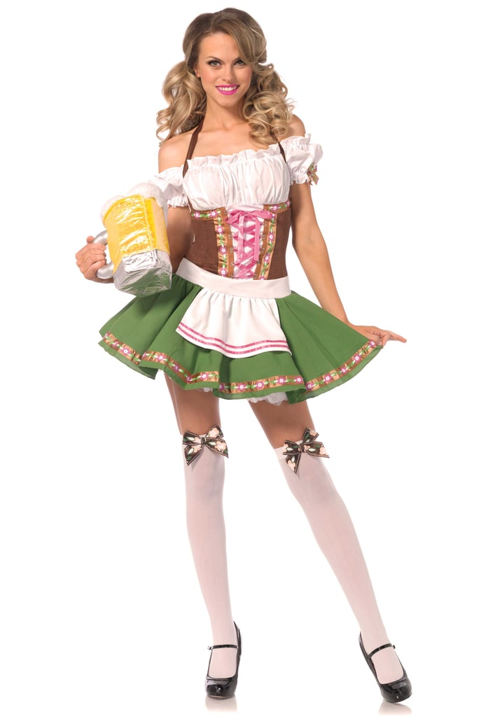 Leg Avenue Two-Piece Gretchen Costume  sc 1 st  Popsugar & Leg Avenue Two-Piece Gretchen Costume | Amazon Halloween Costumes ...
