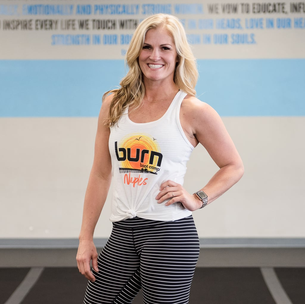 Ab and Arm Workout Using Paper Plates From Burn Boot Camp