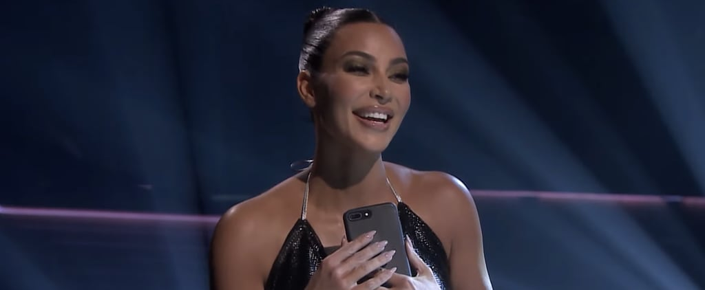 Kim Kardashian Plays Show Me Your Phone on The Tonight Show