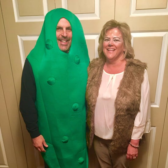 Couple Dressed as Dildo Twitter