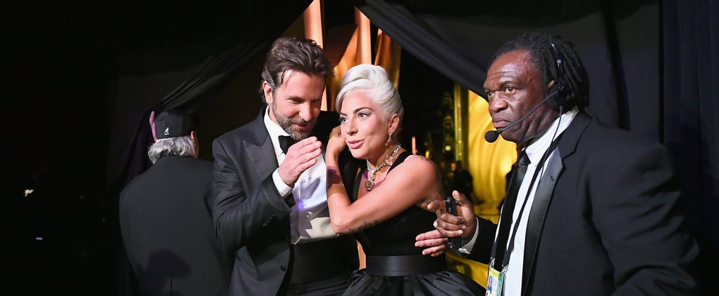What Bradley Cooper Told Lady Gaga Before Oscars Performance