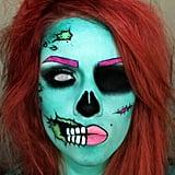 Comic-Book Zombie