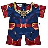Captain Marvel Bear Costume