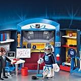 Playmobil NHL Locker Room Play Box