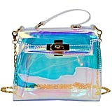 Hologram Handbag Chain Shoulder Bag