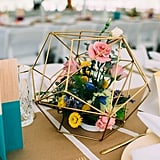 Colourful Geometric Wedding