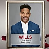 Wills Reid (Bachelorette, Season 14)