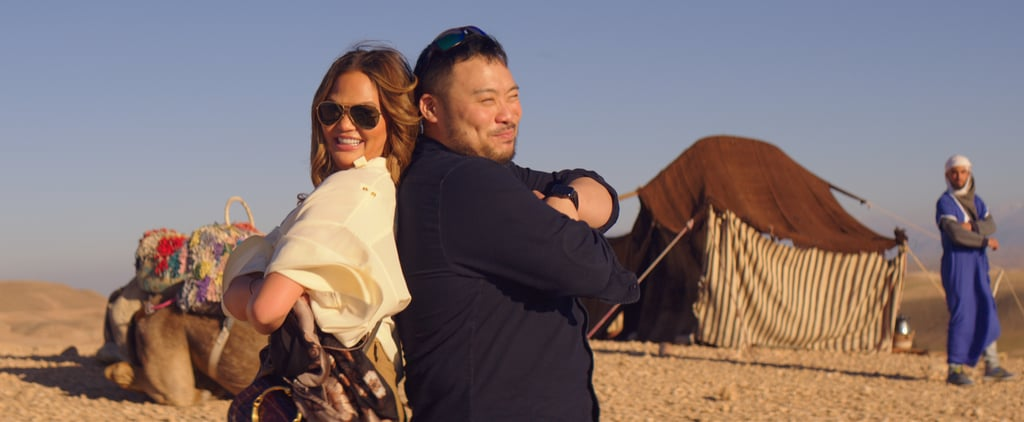 What Is David Chang's New Netflix Show About?