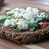 Chickpea Pizza Crust
