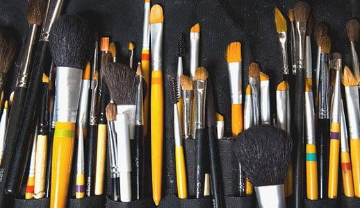 BellaSugar's Guide To Makeup Brush Hair Types