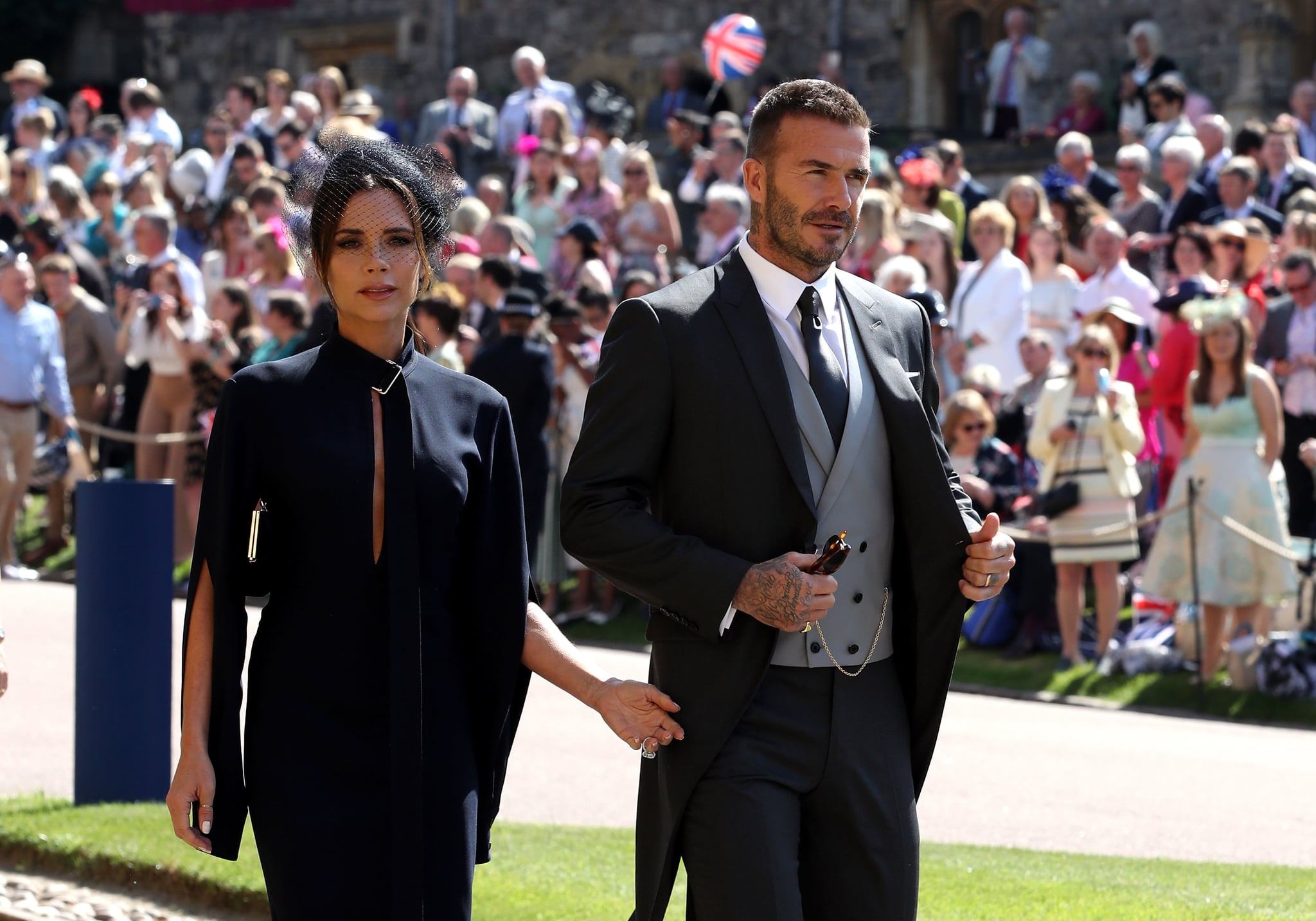 Fashion Shopping Style Victoria Beckham S Royal Wedding Guest