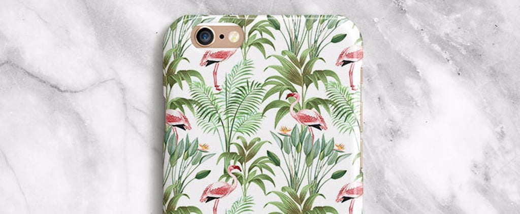 These Flamingo iPhone Cases Are Cute, Adorable, and Exactly What You Need