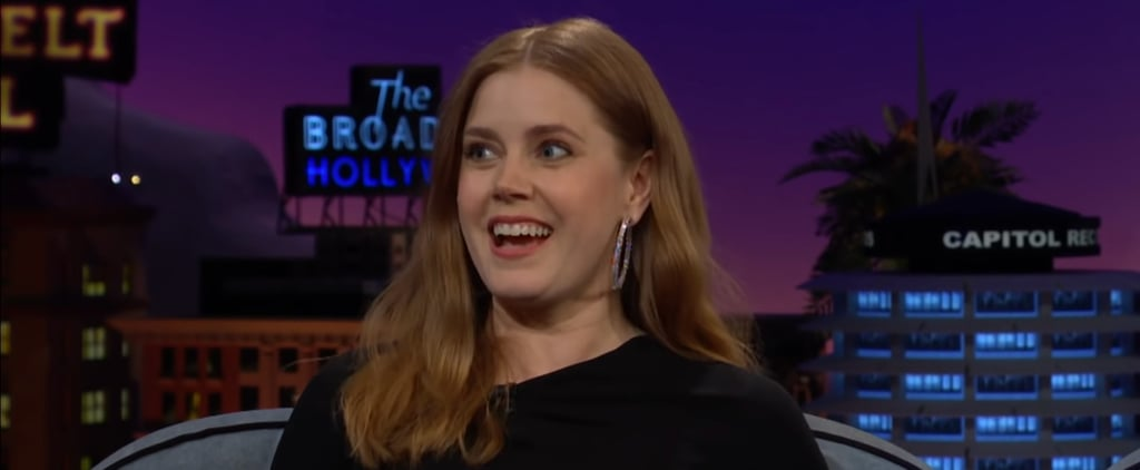 Amy Adams Talks About Annoying Whitney Houston in Gap