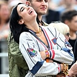 Are Dua Lipa and Anwar Hadid Dating?