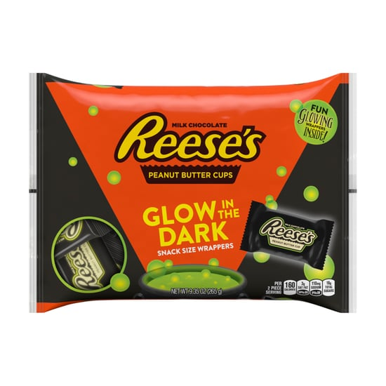 Hershey's Glow-in-the-Dark Snack-Size Halloween Candy