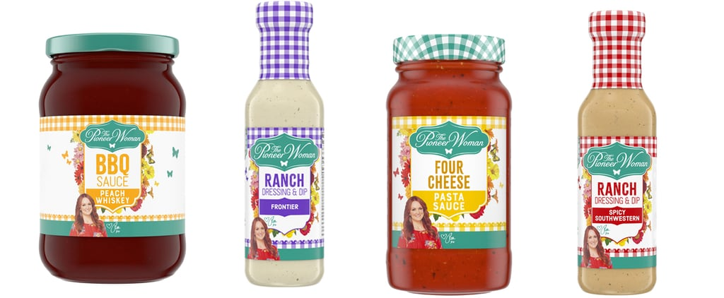 Pioneer Woman Ranch and BBQ Sauces