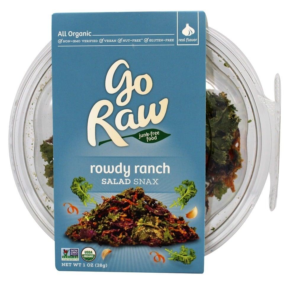 Go Raw Salad Snax