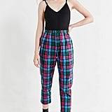Urban Renewal Vintage Remnants Color Pop Plaid Pant