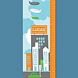 Urban Tickle Billboard City Growth Chart