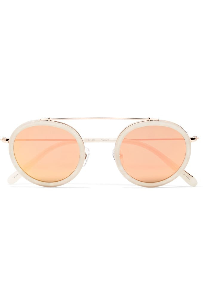 If you're in the market for new sunglasses, invest in a celeb-favorite pair by Krewe ($275).