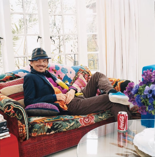 Christian Louboutin, Vanessa Bruno and Then Some Open Their Designer Homes for Domino September 2008
