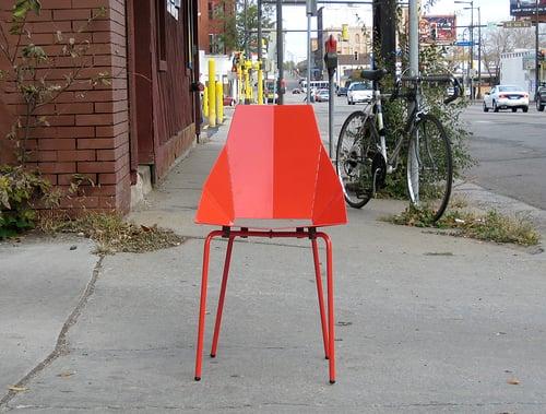 Cool Idea: Blu Dot Chairs Go Curbside