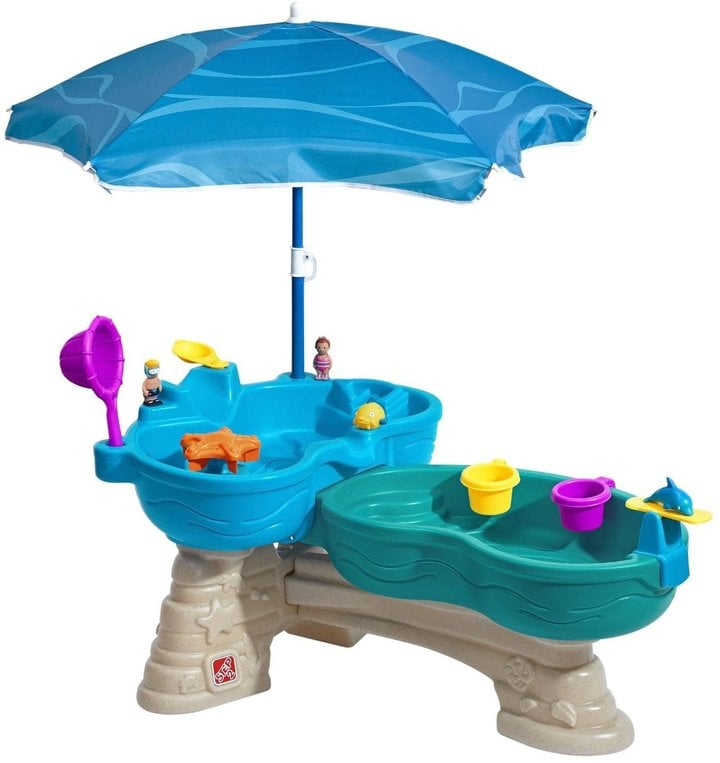 Spill and Splash Water Table