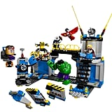 For 7-Year-Olds: Lego Hulk Lab Smash