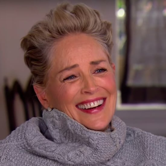Video of Sharon Stone Laughing at Sexual Harassment Question