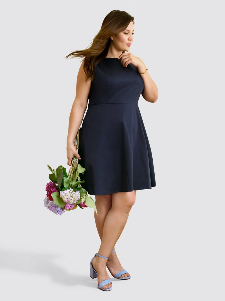 Flattering Dresses For Plus Size