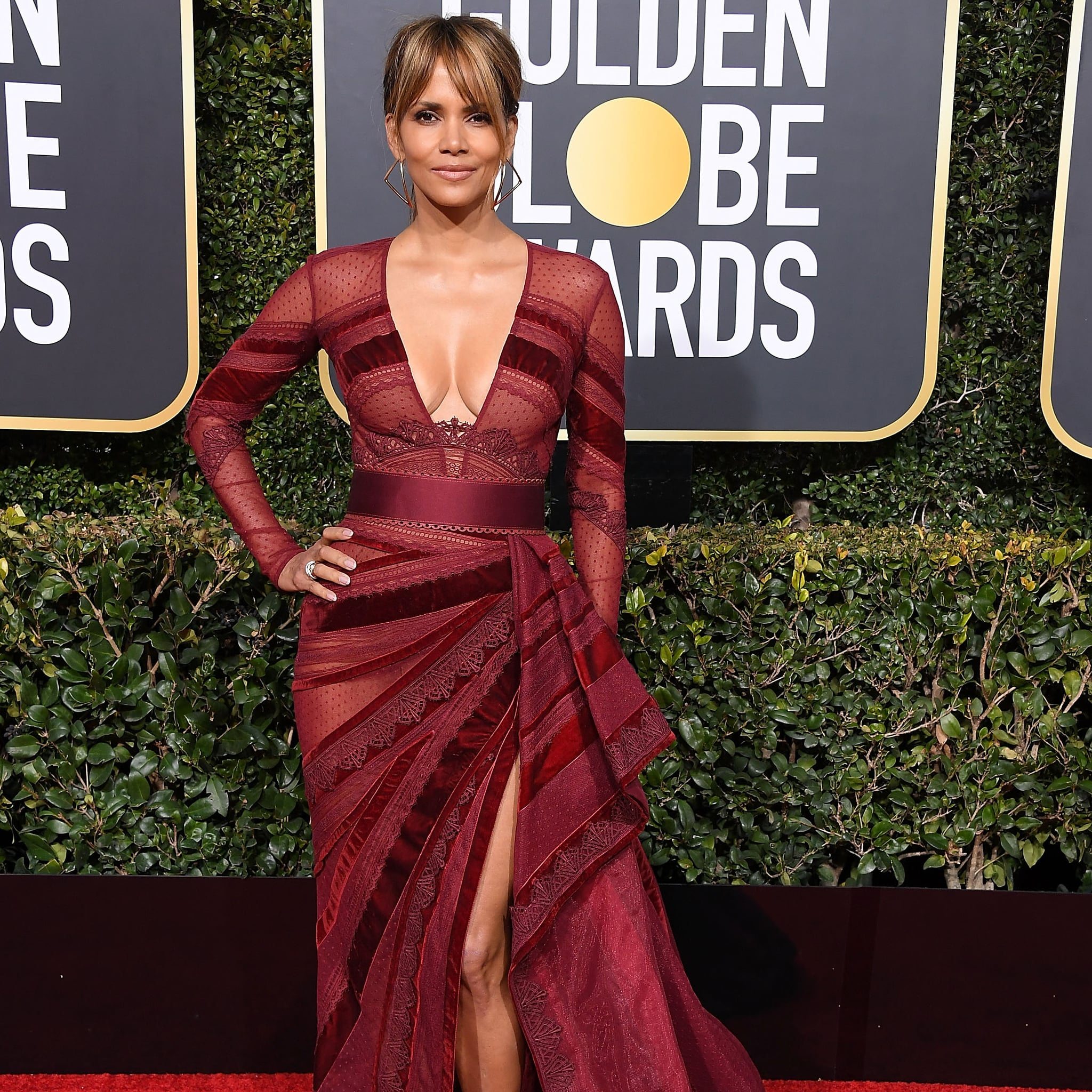 Halle Berry S Style Popsugar Fashion